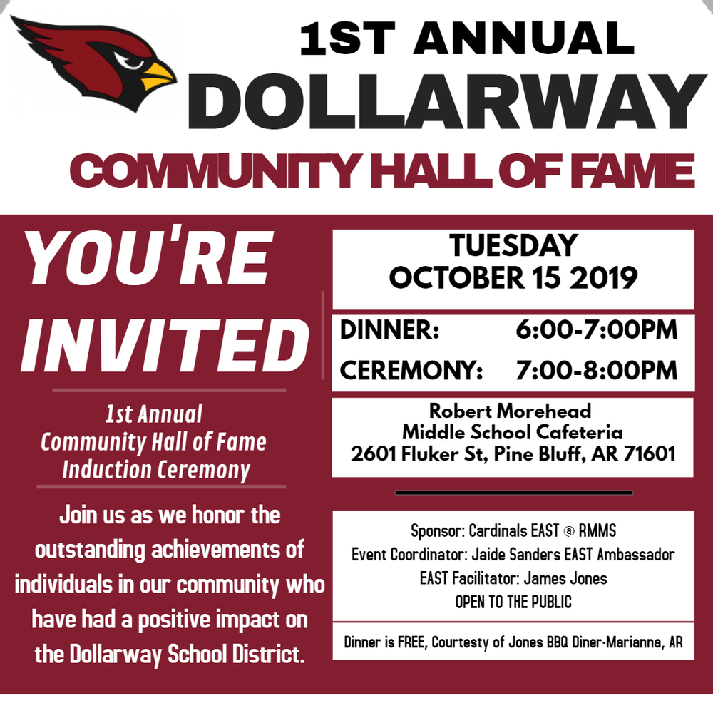 RMMS-EAST: HALL OF FAME CEREMONY & DINNER