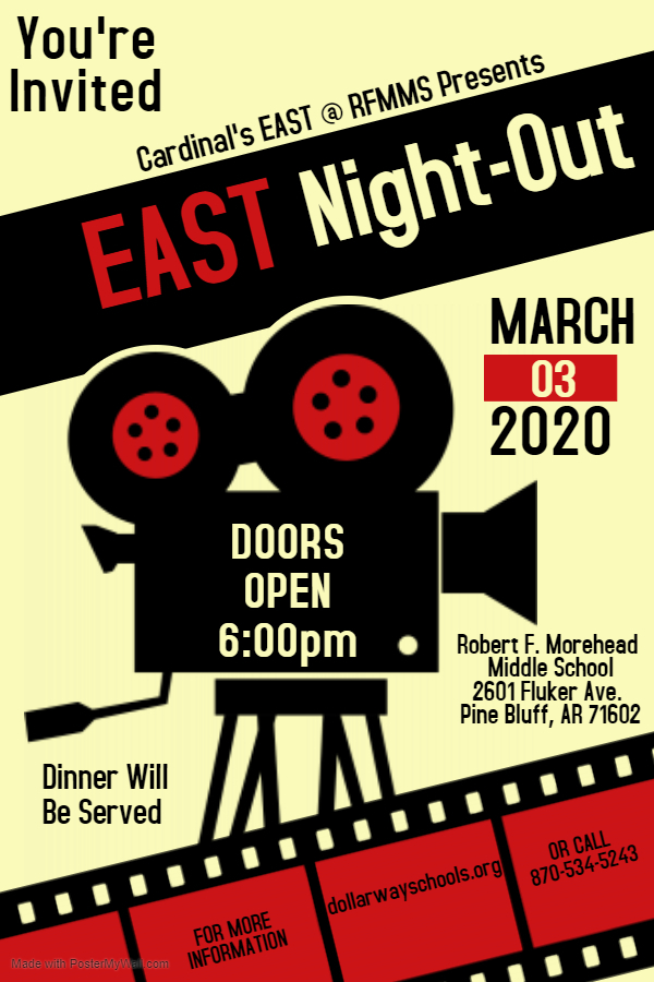 EAST NIGHT OUT 2020