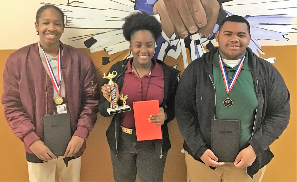 RMMS TAKES 1ST PLACE IN QUIZ BOWL