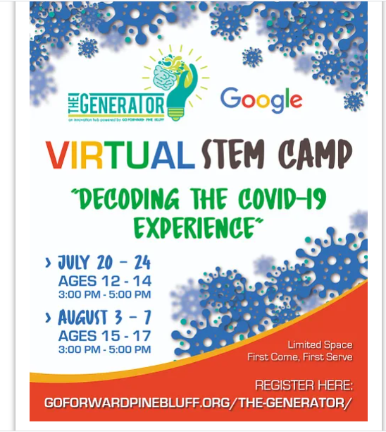 FREE VIRTUAL SUMMER CAMP