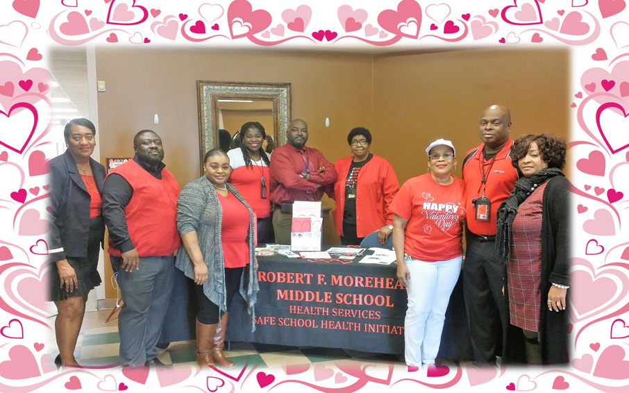 RMMS-ROCK RED FOR HEART HEALTH