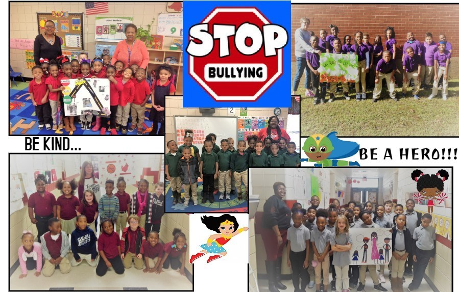 PUTTING A STOP TO BULLYING
