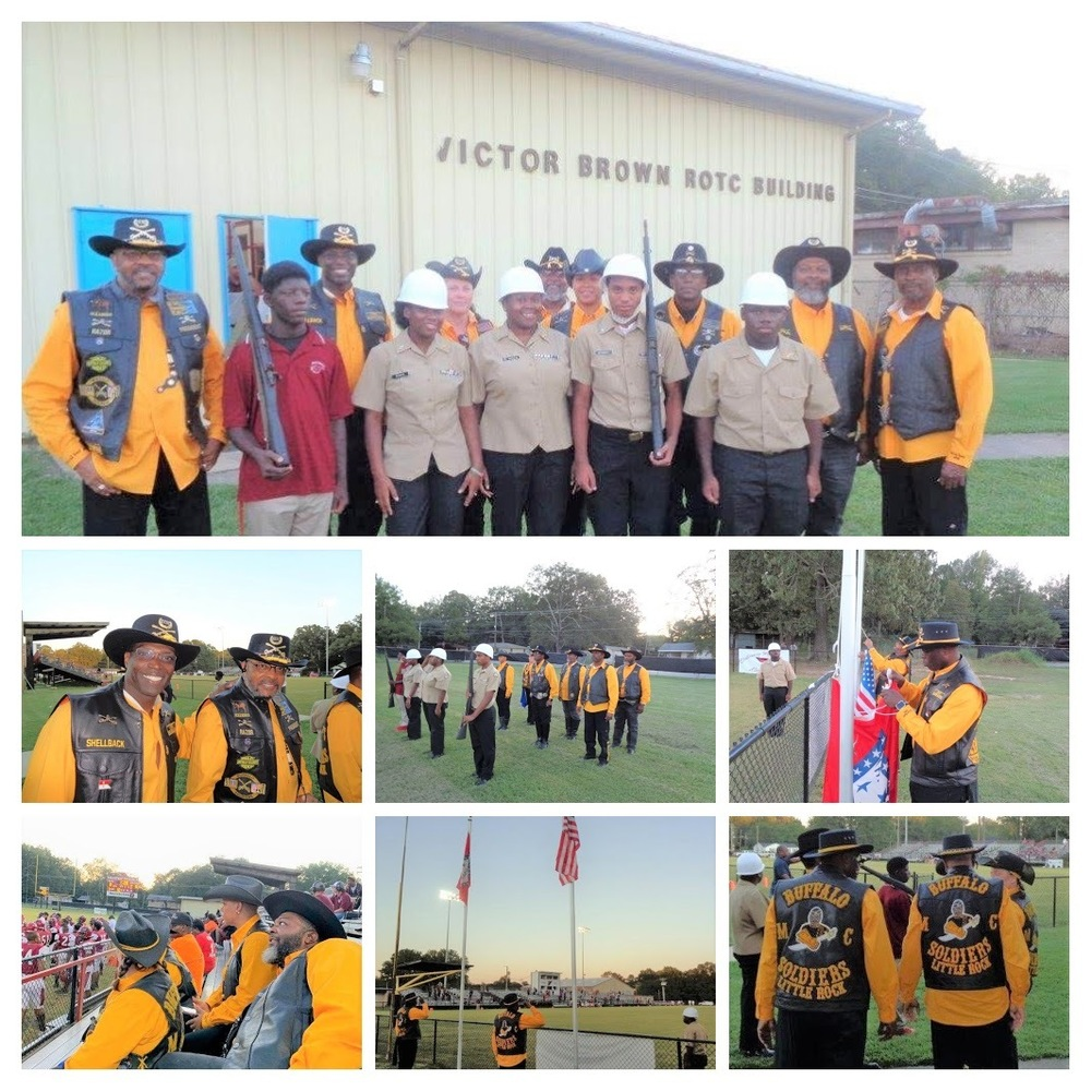 BUFFALO SOLDIERS SUPPORT DOLLARWAY