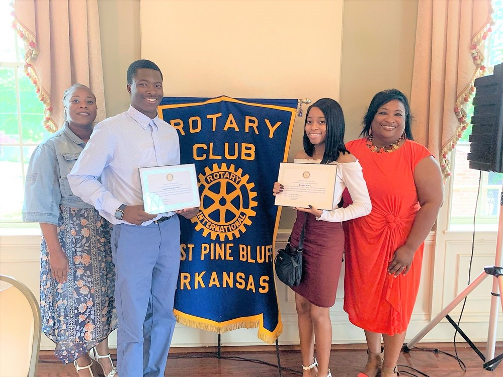 ROTARY CLUB-STUDENT GUEST PROGRAM