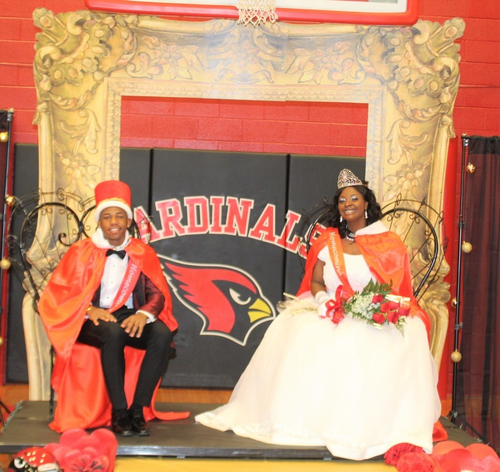 HOMECOMING 2019: KING & QUEEN