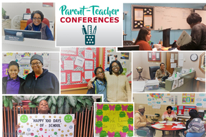 THANK YOU-PARENT TEACHER CONFERENCE