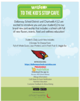 INTRODUCING...DOLLARWAY KID'S STOP CAFE