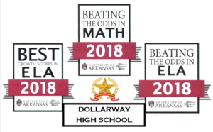 DHS EARNS EDUCATIONAL AWARDS