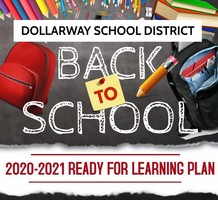 UPDATE: BACK TO SCHOOL-READY FOR LEARNING PLAN