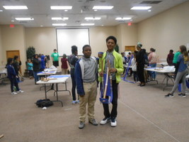 RMMS STUDENTS PARTICIPATE IN STEM COMPETITION