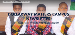 MARCH 2020 CAMPUS NEWSLETTER