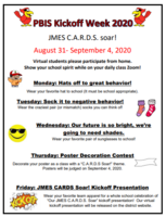 PBIS KICK-OFF WEEK