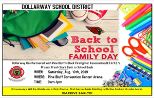 BACK TO SCHOOL FAMILY DAY