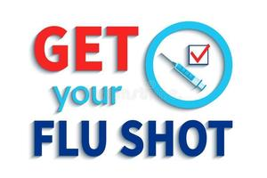 FIGHT THE FLU--GET YOUR FLU SHOT!