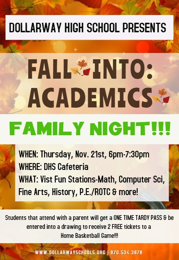 DHS FAMILY NIGHT