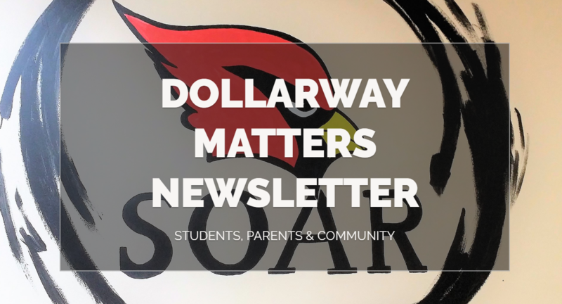 MARCH NEWSLETTER: DOLLARWAY MATTERS